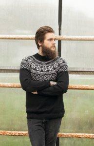 strikkepakker genser herre