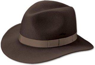 Orvis Packable Felt Hat