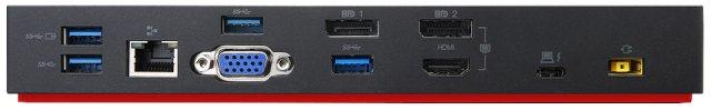 Lenovo ThinkPad Thunderbolt 3 Dock Gen 2