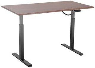 Ergonomisk hev/senk skrivebord med motor