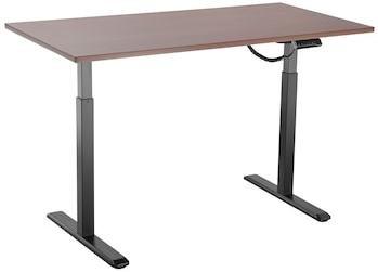iiglo Ergonomisk hev/senk skrivebord med motor