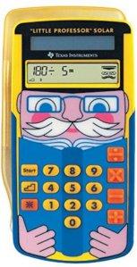 Texas Instruments Den lille professoren