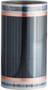 Varmefolie 100cm-60W/m2