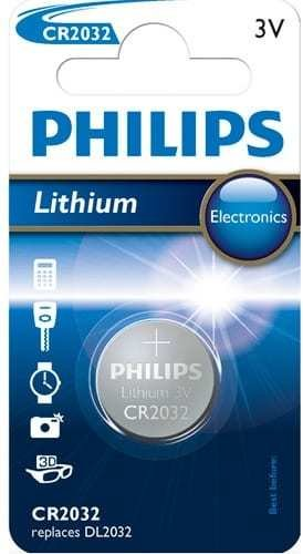 Philips CR2032 1 pk