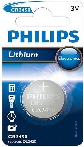Philips CR2450 3V