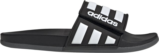 Adidas Adilette Comfort Adjustable Slippers (Junior)