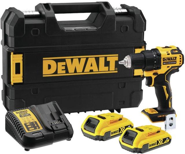 DeWalt XR DCD708D2T (2x2,0Ah)