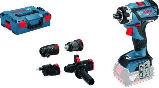 Bosch GSR 18V-60 FC FlexiClick L-BOXX (uten batteri)