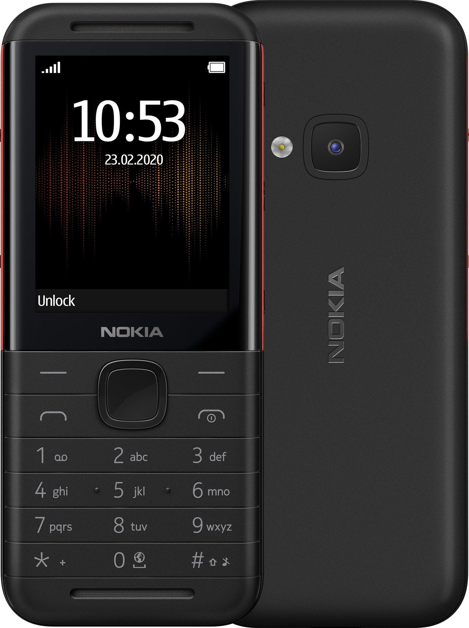 Nokia 5 smarttelefon (sort) Mobiltelefon Elkjøp