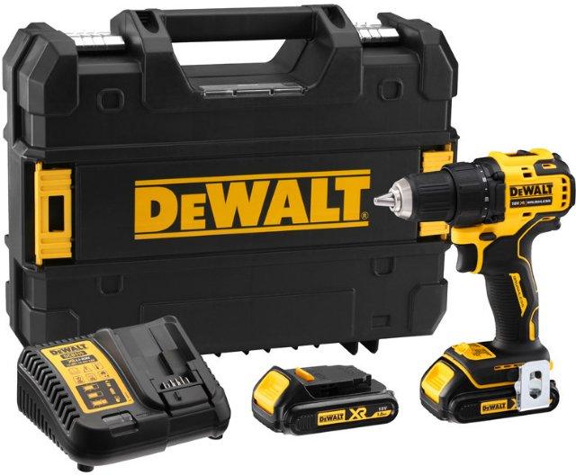 DeWalt DCD708S2T-QW (2x1,5Ah)