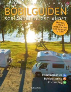 Bobilguiden: Sørlandet og Østlandet