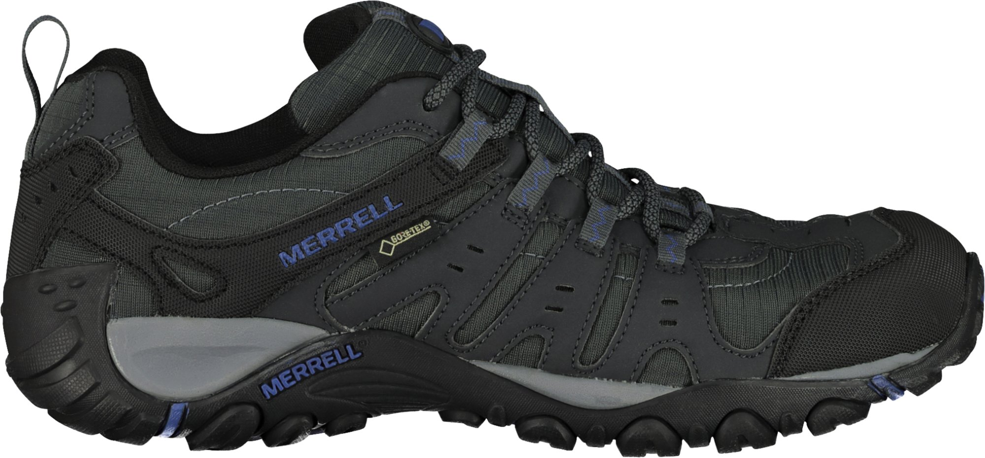 Merrell Accentor sport GTX, hikingsko herre Svart Tursko