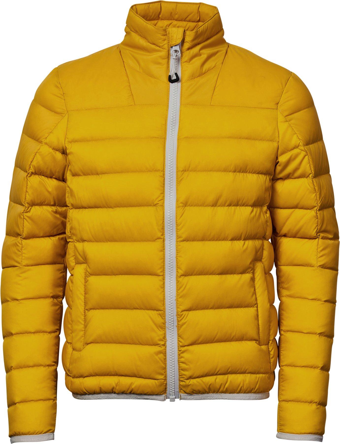 Yellow Salen Light Dunjakke Herre | Skogstad | Lette jakker