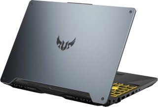 Asus TUF Gaming A15 FX506 15.6 bærbar gaming PC (sort