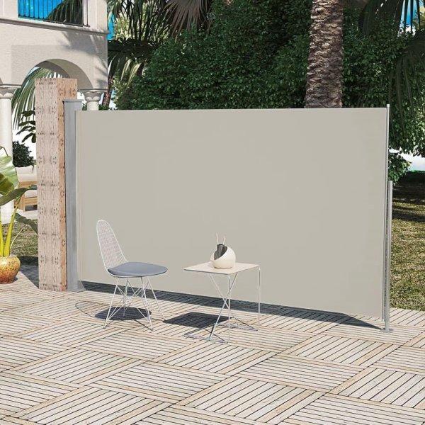 VidaXL Uttrekkbar sidemarkise 180x300cm