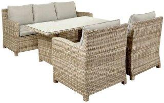 Easy Living Rosario sofagruppe 3-seter sofa + 2 stoler