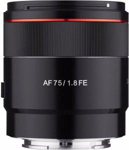 Samyang AF 75mm f/1.8