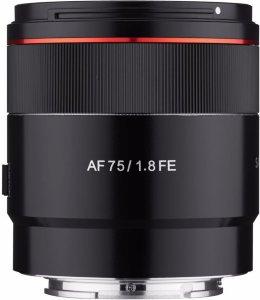 AF 75mm f/1.8