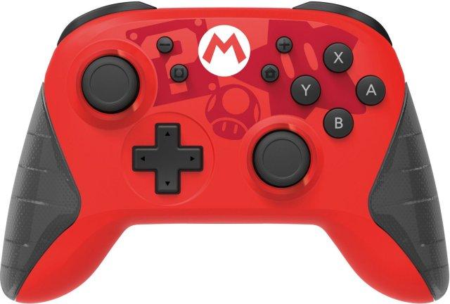 Hori Wireless Horipad Mario-utgave