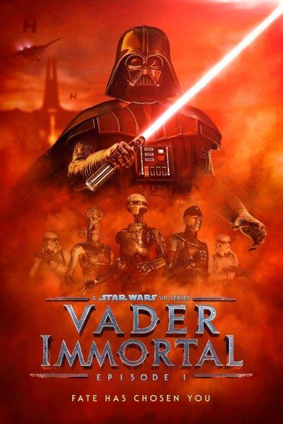 Vader Immortal til Playstation 4