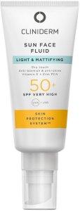 Sun Face Fluid Light & Mattifying SPF 50 40ml