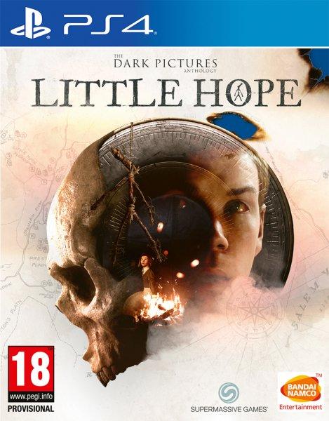 The Dark Pictures Anthology: Little Hope til Playstation 4