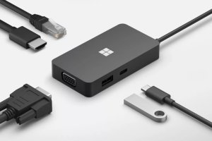 Microsoft USB-C Travel Hub