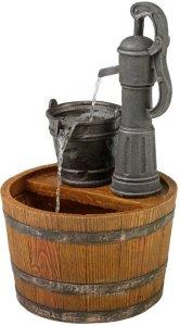 Fontene vannpumpe