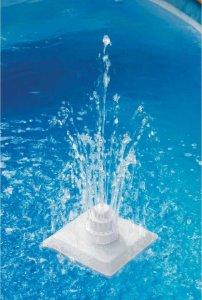 Gresk fontene til basseng