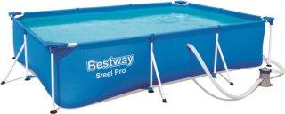 Bestway Steel Pro m/tilbehør (300 x 201 cm)