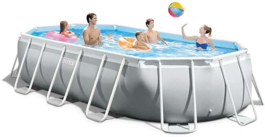 Intex Ultra XTR Premium Rammebasseng 549 x 274 x 132 cm