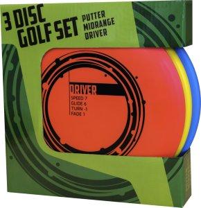 3 Disc Golf Starter Set