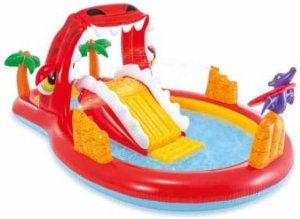 Intex Happy Dino Play Center 57160
