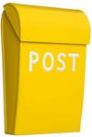 Bruka Design Mini postkasse