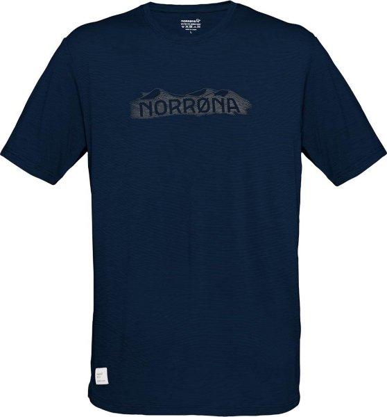 Norrøna Svalbard Wool T-Shirt (Herre)