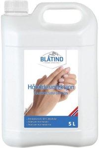 Blåtind Hånddesinfeksjon 5L