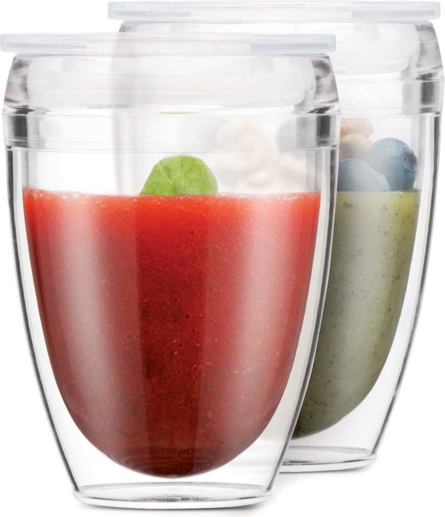 Bodum Pavina To Go glass 30cl 2 stk