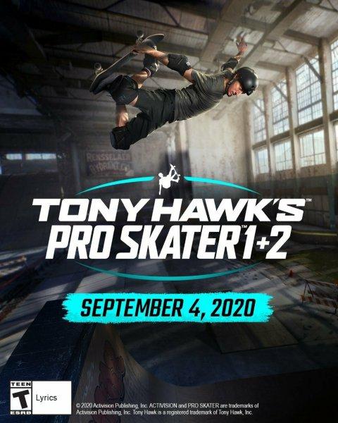 Tony Hawk's Pro Skater 1 and 2 til PC