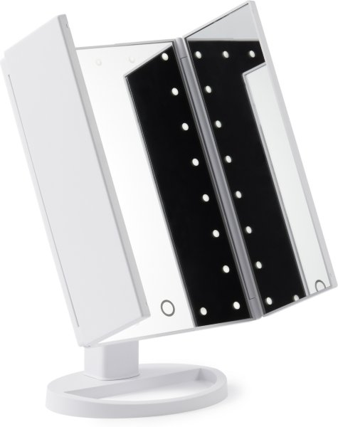 Browgame Cosmetics Original Tri Folded Lighted Mirror