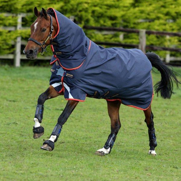 Horseware Amigo Bravo 12 Plus Utedekken (100 gr)
