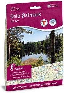 Oslo Østmark 1:50 000