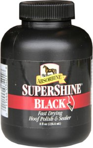 Absorbine Supershine Black Hovlakk 236 ml