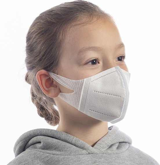 Beskyttelsesmaske / munnbind til barn (30 stk)