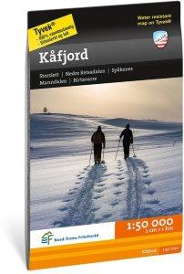 Kåfjord 1:50 000