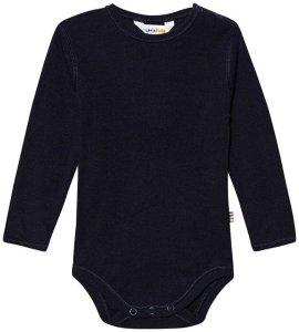 Joha Long Sleeved Merino Wool Baby Body