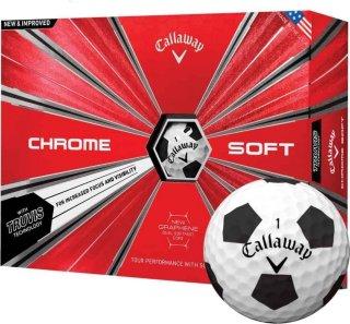 Callaway Chrome Soft Truvis 12-pk