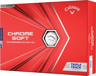 Callaway Chrome Soft Triple Track
