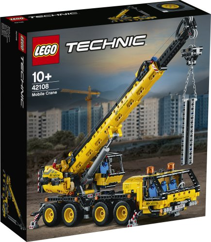 LEGO Technic mobilkran 42108
