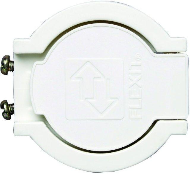 FLEXIT Sugekontakt for åpen montasje sentralstøvsuger