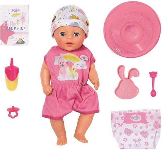Baby Born Soft Touch Little Girl (36 cm)